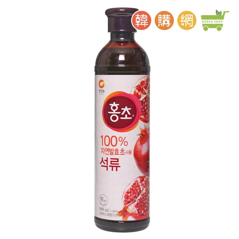 韓國DAESANG大象 石榴紅醋900ml【韓購網】