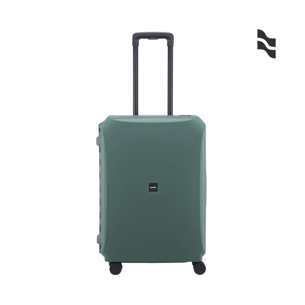 LOJEL VOJA -26吋旅行箱 綠色 PP12【旅遊補給】
