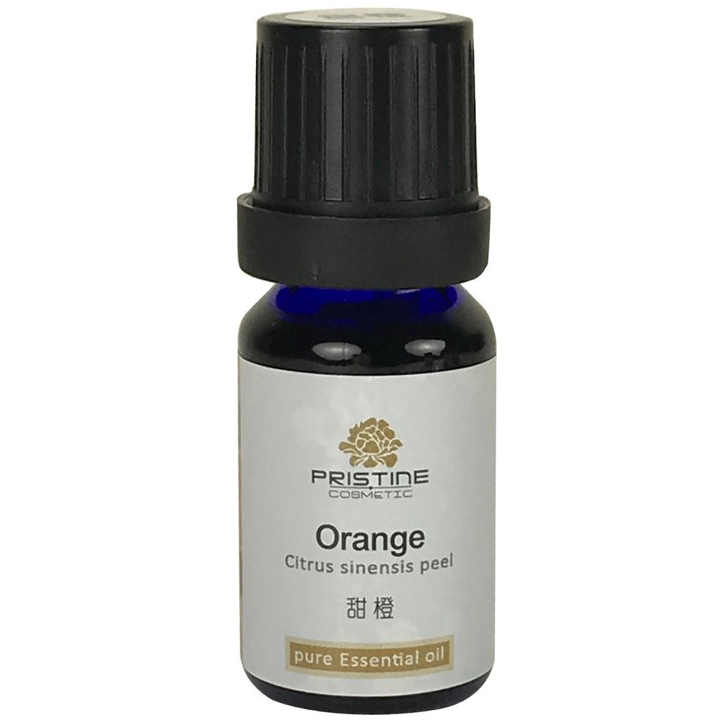 【潘絲緹PRISTINE】甜橙精油Orange oil10ML(嬰幼兒&孕婦老人的最佳首選精油)