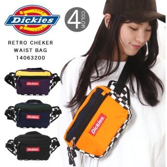 Dickies ディッキーズ ボディバッグ ウエストバッグ ウエポ ショルダーバッグ ウエストポーチ ヒップバッグ ブランド ロゴ 旅行 フェス ユニセックス 男女兼用 バッグ レディース メンズ