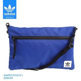 アディダス メンズ レディース adidas SIMPLE POUCH L ED8039 紳士 婦人 ユニセックス 防水 バッグ サコッシュ ポーチ