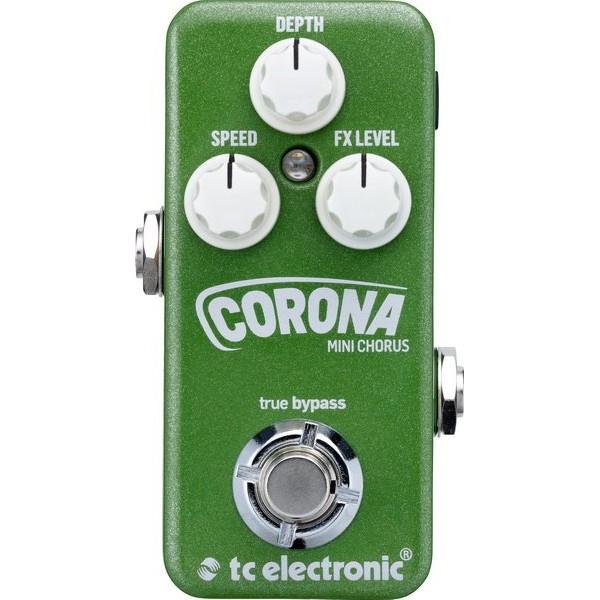 TC Electronic Corona Mini Chorus 單顆 效果器[唐尼樂器]