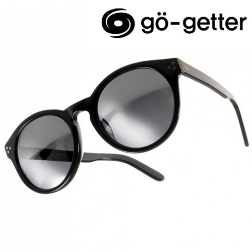 Go-Getter 水銀太陽眼鏡 GS1002 BKSM 經典潮流水銀鏡面款 - 金橘眼鏡