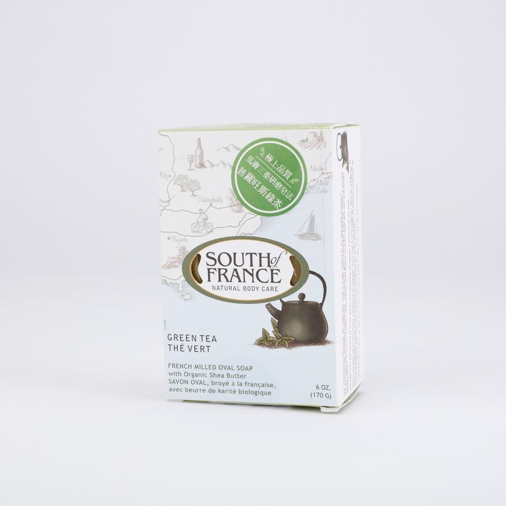 全新南法馬賽皂–普羅旺斯綠茶