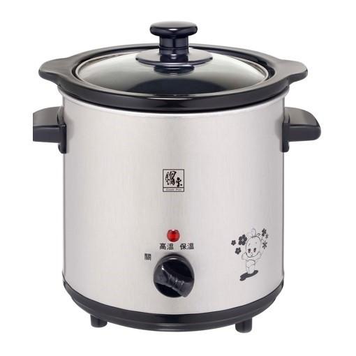 鍋寶 3.5公升 電燉鍋 SE-3050-D 【聖家家電舘】
