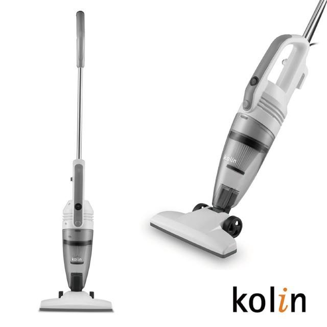 KOLIN 歌林 直立 手持 兩用吸塵器 KTC-MN1136 HEPA過濾除塵除螨