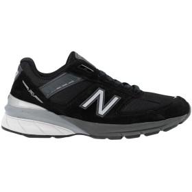 《セール開催中》NEW BALANCE レディース スニーカー&テニスシューズ(ローカット) ブラック 6.5 革 / 紡績繊維 990 V5