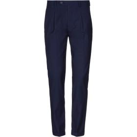 《セール開催中》MANUEL RITZ メンズ パンツ ダークブルー 46 バージンウール 100%