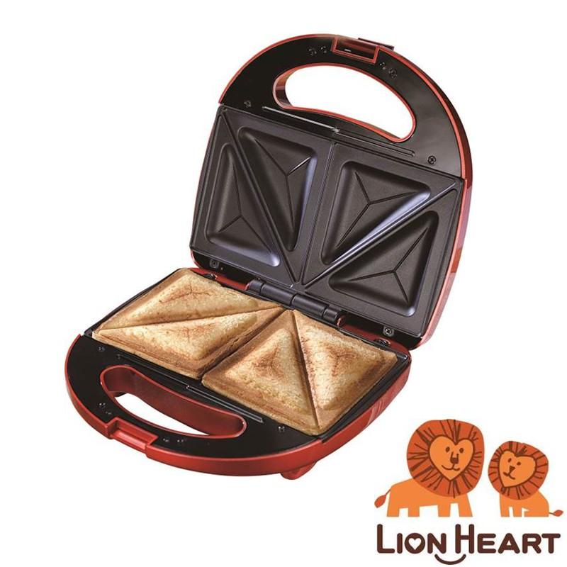 (免運)獅子心 LION HEART 三明治點心機 LST-138