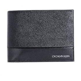 [カルバンクライン] 財布 折り財布 アロイ2 822654 クロ