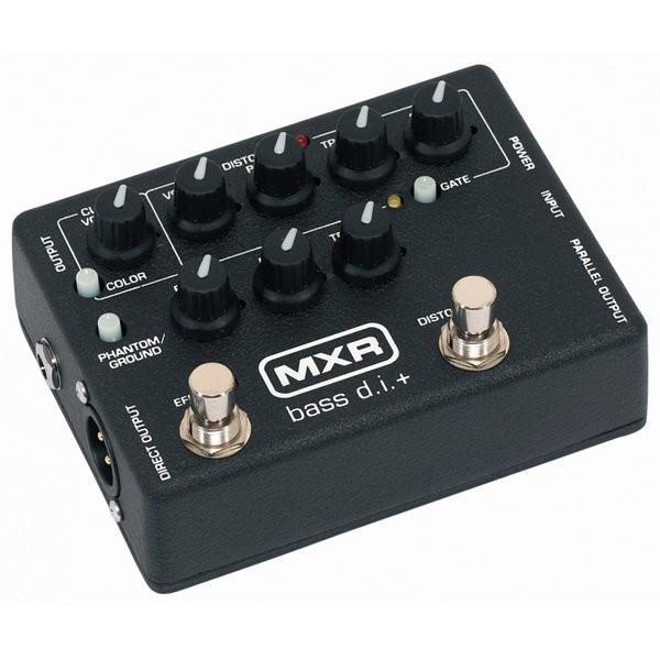 Dunlop MXR M80 BASS DI+ 電貝斯 效果器[唐尼樂器]