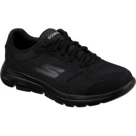 [スケッチャーズ] シューズ スニーカー GOwalk 5 Qualify Walking Shoe Black/Blac メンズ [並行輸入品]