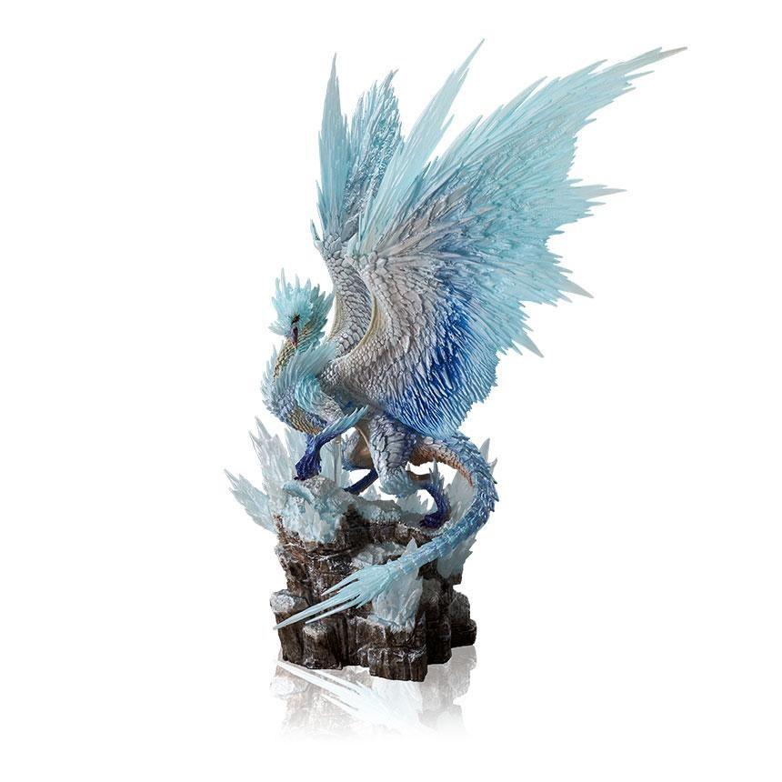 魔物獵人 世界 Iceborne MHWI 限定 收藏 冰原 冰咒龍 【冰呪龍 模型】全新現貨 【不含遊戲】台中星光電玩