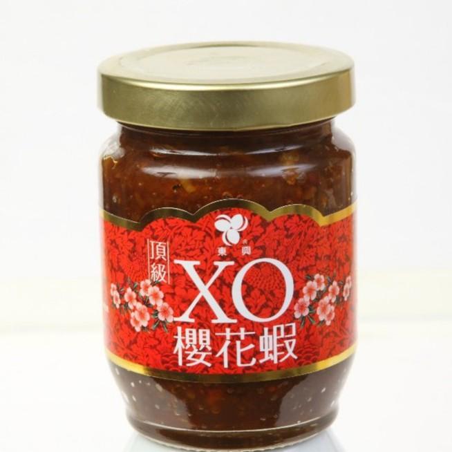 【東大興】頂級XO櫻花蝦醬 126g