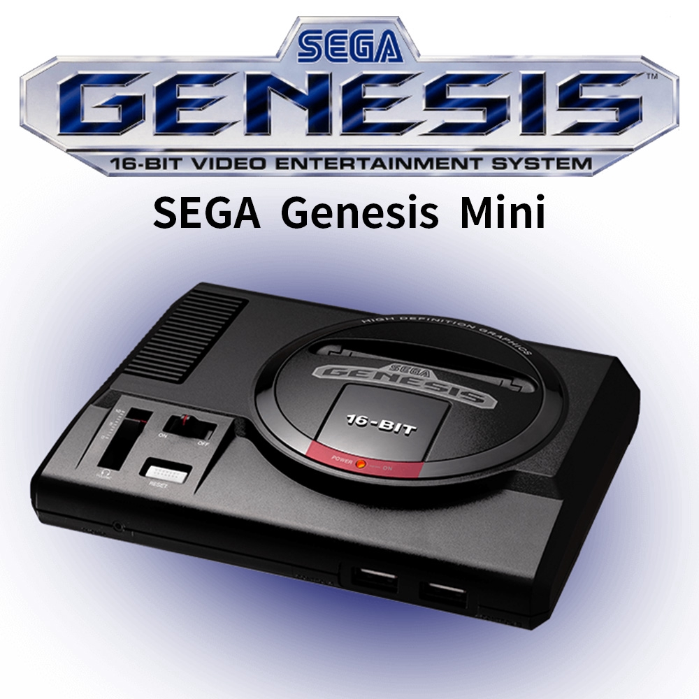 SEGA Genesis Mini 主機