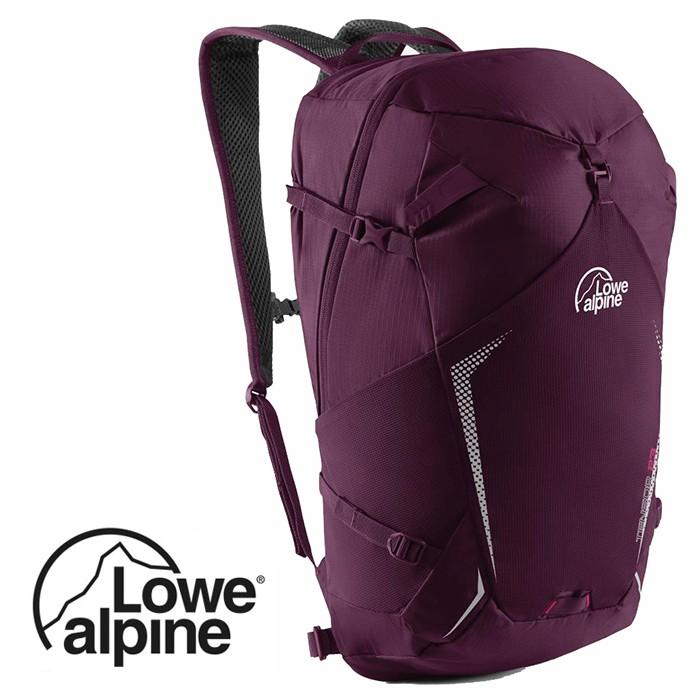 【Lowe Alpine 英國】Tensor 23 健行多功能背包 運動背包 無花果紫 (FDP-81)