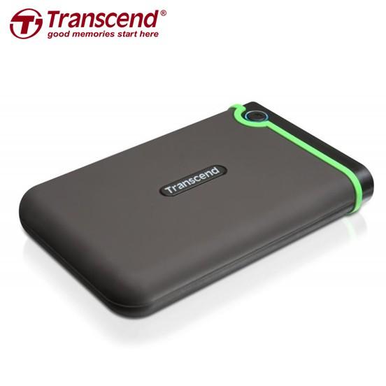創見 Transcend 1TB 2TB StoreJet 25M3 USB3.1 2.5吋 美國軍規三層抗震 外接硬碟