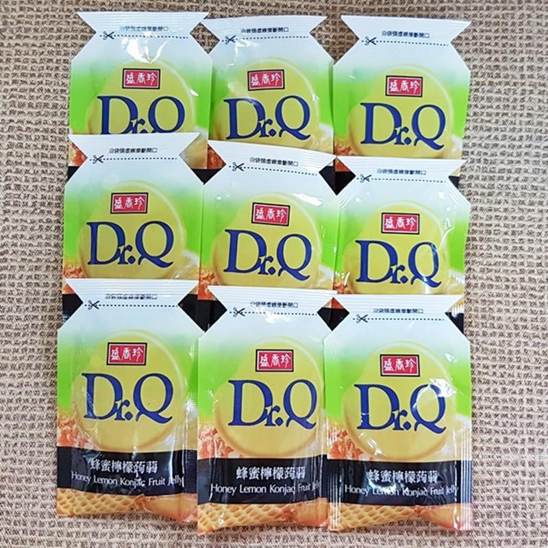 盛香珍Dr.Q蒟蒻果凍-蜂蜜檸檬口味 600g(約25個)【2019070800029】(台灣果凍)