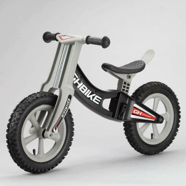 GHBIKE 滑步車/學步車-黑色
