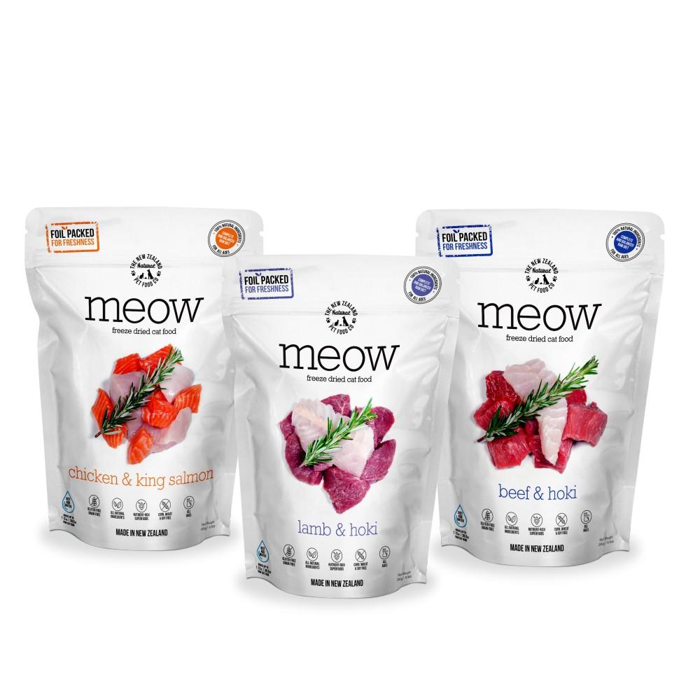 *含有超過97%的原肉、內臟*全天然無穀,紐西蘭製造*冷凍乾燥技術,保留完整的營養成分*含有營養豐富的超級食物*適合對象:貓咪全成長階段*符合美國AAFCO訂定的貓咪全成長階段必需營養標準▶注意事項◀