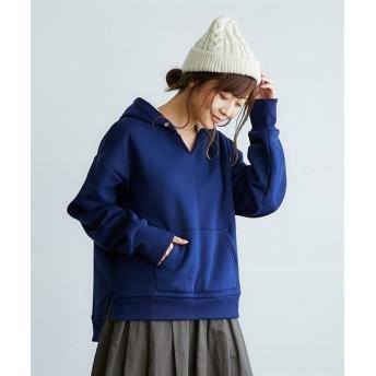 こっそり暖か裏ボアパーカー (トレーナー・スウェット)Sweatshirts, 衣, 衛衣