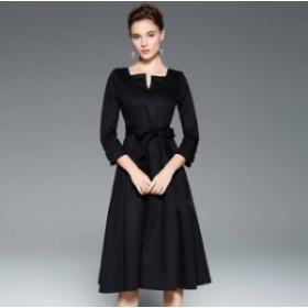 新作 パーティードレス 結婚式 ドレス お呼ばれ ワンピース 20代 30代 40代 結婚式ドレス 二次會 ワンピースドレス お