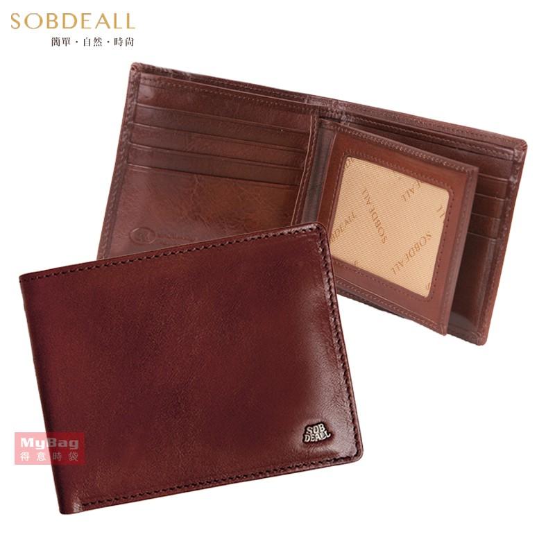 品牌 SOBDEALL 材質 牛皮 尺寸 高 9.5 * 寬 12 * 厚1.5 cm內部介紹 內有 *11 卡層、*1 網面視窗、*1鈔票夾層、*3 暗層、*1拉鍊零錢袋皮身產地源於歐洲,選取牛隻背