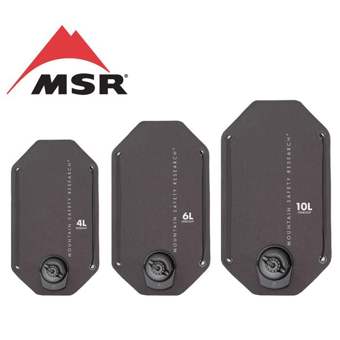 【MSR 美國】Dromedary 4L 強化型水袋 登山健行飲水裝備 (09586)