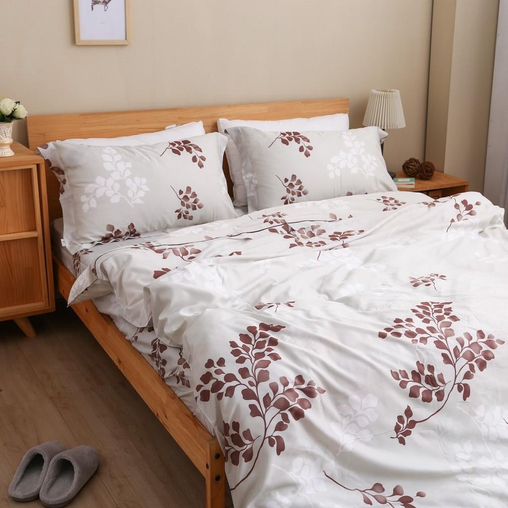 洛可可 奧地利天絲3M吸濕排汗全鋪棉兩用被厚包組-床包高度35cm -一般床墊/獨立筒床皆適用