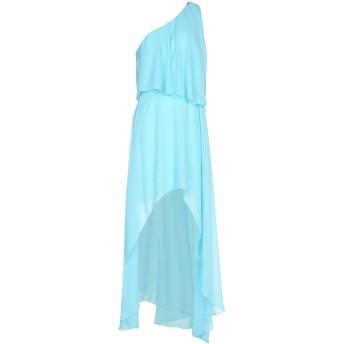 《セール開催中》LIU JO レディース ミニワンピース&ドレス スカイブルー 40 ポリエステル 100%