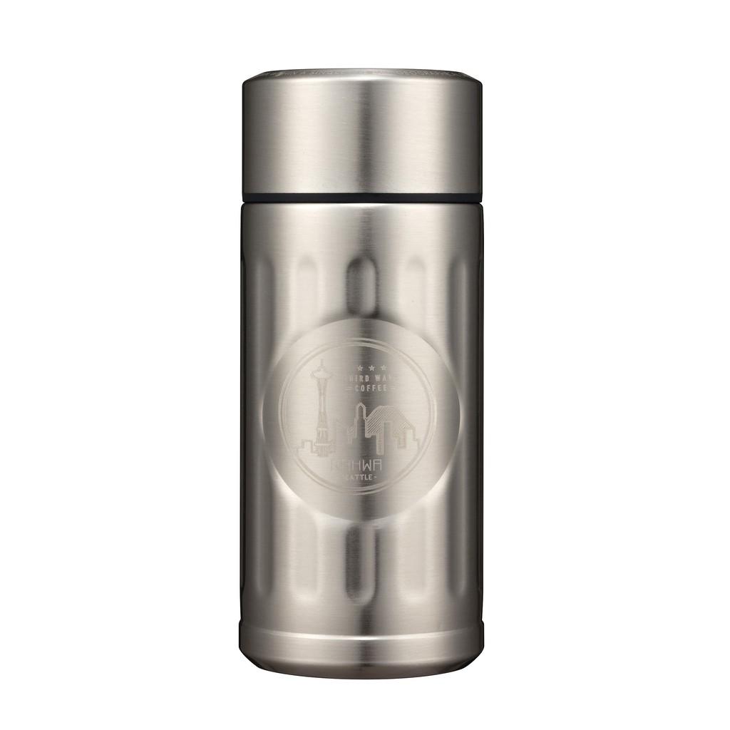 CB Qahwa mini 精品咖啡專用保冷保溫杯200ml-酷炫銀