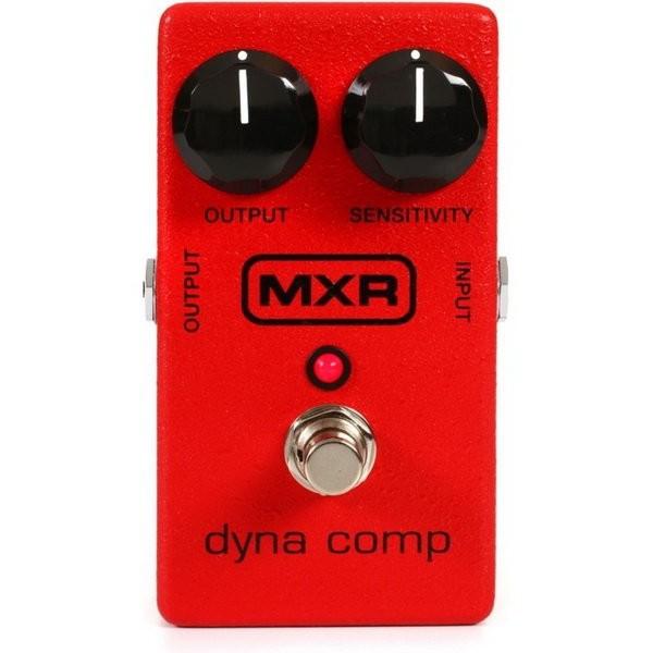 Dunlop MXR M102 Compressor 單顆 壓縮 效果器[唐尼樂器]