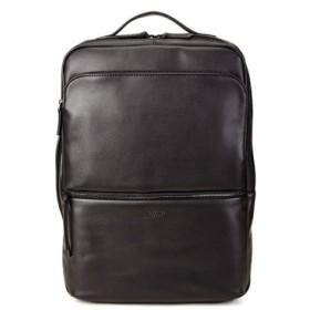 (Bag & Luggage SELECTION/カバンのセレクション)エース ウルティマトーキョー リアム ビジネスリュック 本革 軽量 B4 ultima TOKYO 77952/ユニセックス ブラック