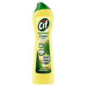 Cif Professional Cream Cleaner Lemon 500ml by Cif
