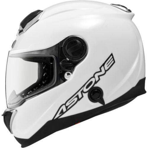 ASTONE GT-1000F 標準 白 內墨鏡片 通風系統 吸濕排汗 航太材質 碳纖維 全罩式 安全帽《比帽王》