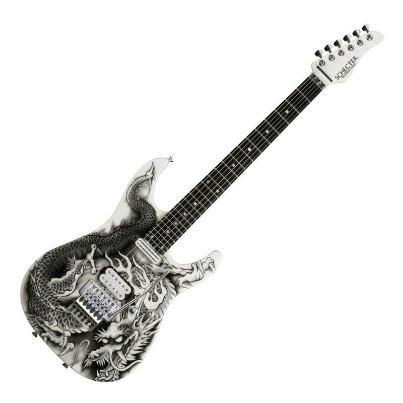 [分期免運] Schecter PA-ZK-T6 小林信一 簽名琴 超絕吉他地獄訓練所 大搖座 電吉他 [唐尼樂器]