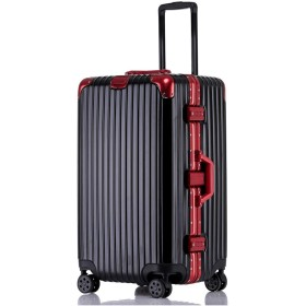 IPO スーツケース ドイツPC+ABS キャリーケース 機内持込 TSAロック 軽量 耐衝撃 静音ユニバーサルホイール 防水 人気 大型 トランク アルミマグネシウム合金キャリーバー 防埃カバー付き 出張 旅行 6サイズ 4色展開