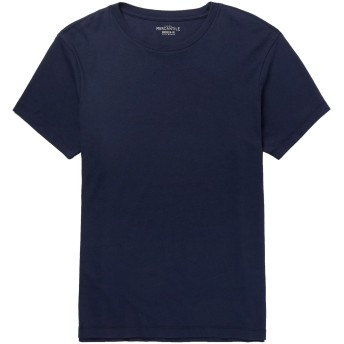 《セール開催中》J.CREW メンズ T シャツ ダークブルー XS コットン 100%