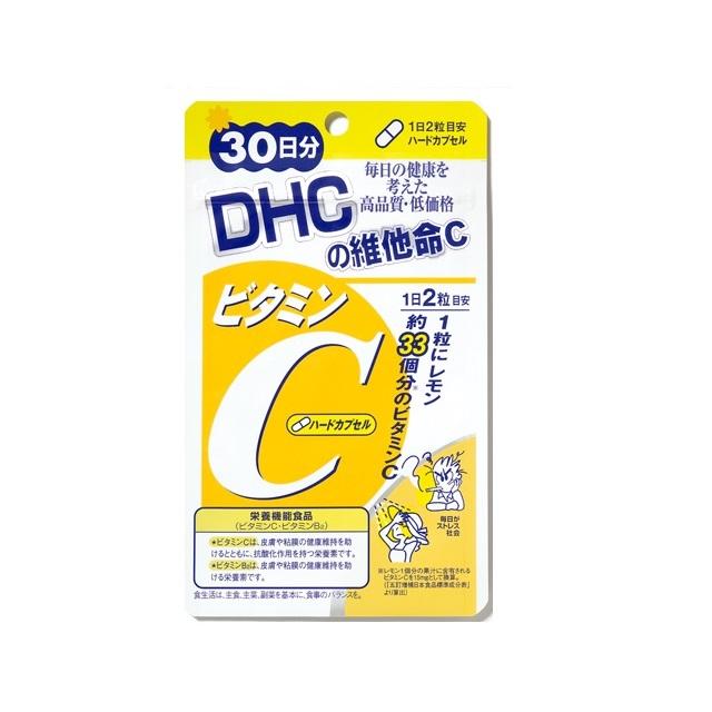 DHC 維他命C(30日份)60PC