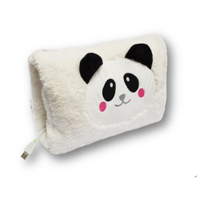 (免運)SONGEN松井 ネコゆ熊讚萌趣蓄熱式USB暖身寶/暖暖包 SG-006W【聖家家電舘】