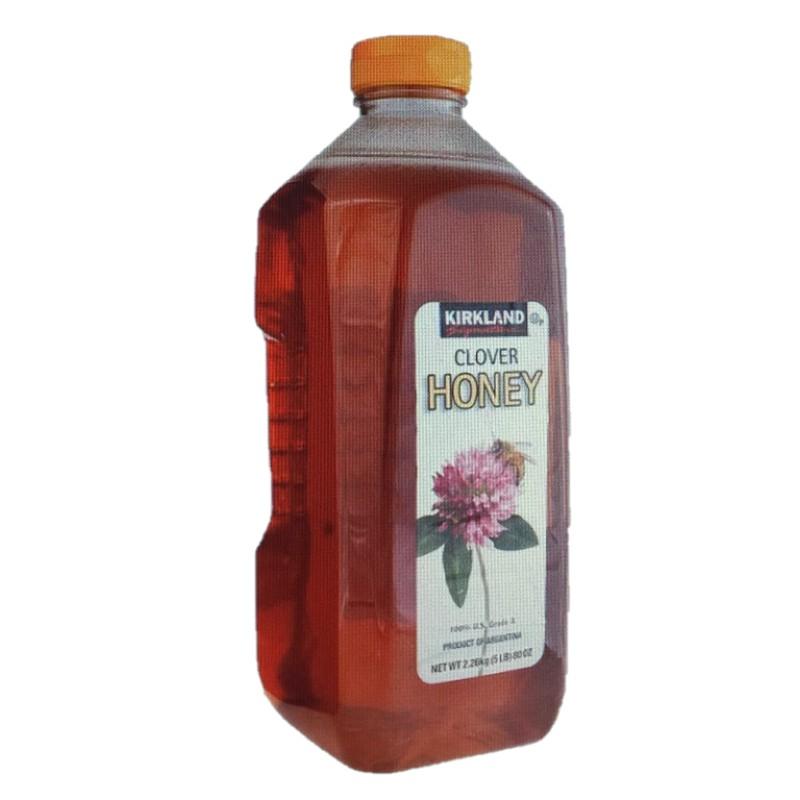 KIRKLAND 100%純蜂蜜 5LB 2.26KG CA597032 COSCO代購