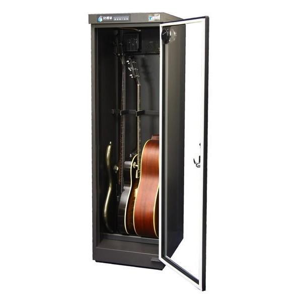 防潮家 D-215EG 木吉他/電吉他/ Bass 電貝斯專業型防潮箱(指針顯示型)[唐尼樂器]