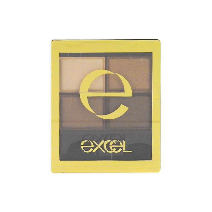 日本藥妝店必買彩妝媲美專櫃的日本開架彩妝EXCEL?