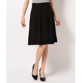 any FAM / エニィファム オリヴィアボーダー スカート