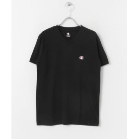 SENSE OF PLACE(センスオブプレイス) トップス Tシャツ・カットソー Champion VネックTシャツ(半袖)