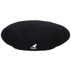 【オンワード】 Hat Homes(ハットホームズ) 【カンゴール】 ウール ビックモンティベレー BLACK 58~59cm レディース