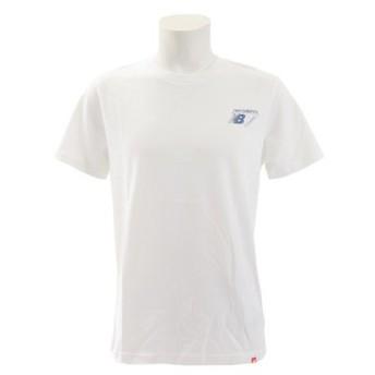 ニューバランス(new balance) エッセンシャルクラシックルックTシャツ AMT91579WT (Men's)