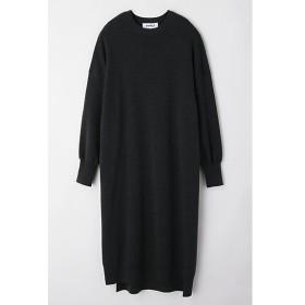<エンフォルド/ENFOLD> DRESS(300CA373-2250) グレー【三越・伊勢丹/公式】