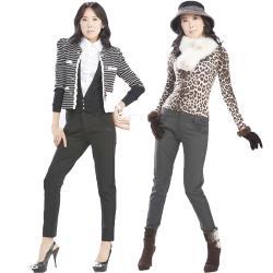 蘭陵高級訂製款重磅加大顯瘦褲組G09-31