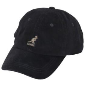 【オンワード】 Hat Homes(ハットホームズ) 【カンゴール】 コード ベースボールキャップ BLACK FREE レディース